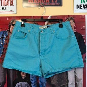 Vintage Gap High Waisted Shorts